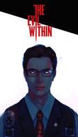 The Evil Within Joseph Dark by soanvalentine