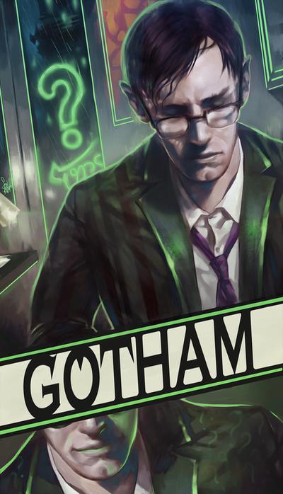 GOTHAM1 by soanvalentine