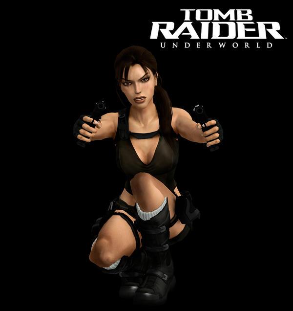 Tomb Rider Wallpaper: Lara Croft 04 By Legendg85 On DeviantArt