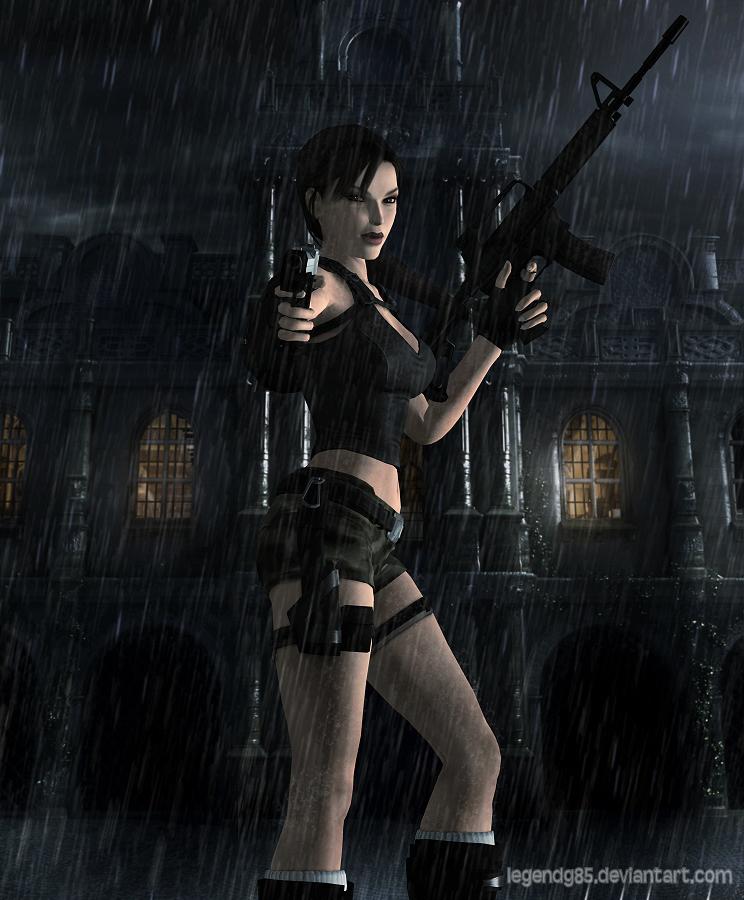 Tomb Rider Wallpaper: Lara Croft 05 By Legendg85 On DeviantArt