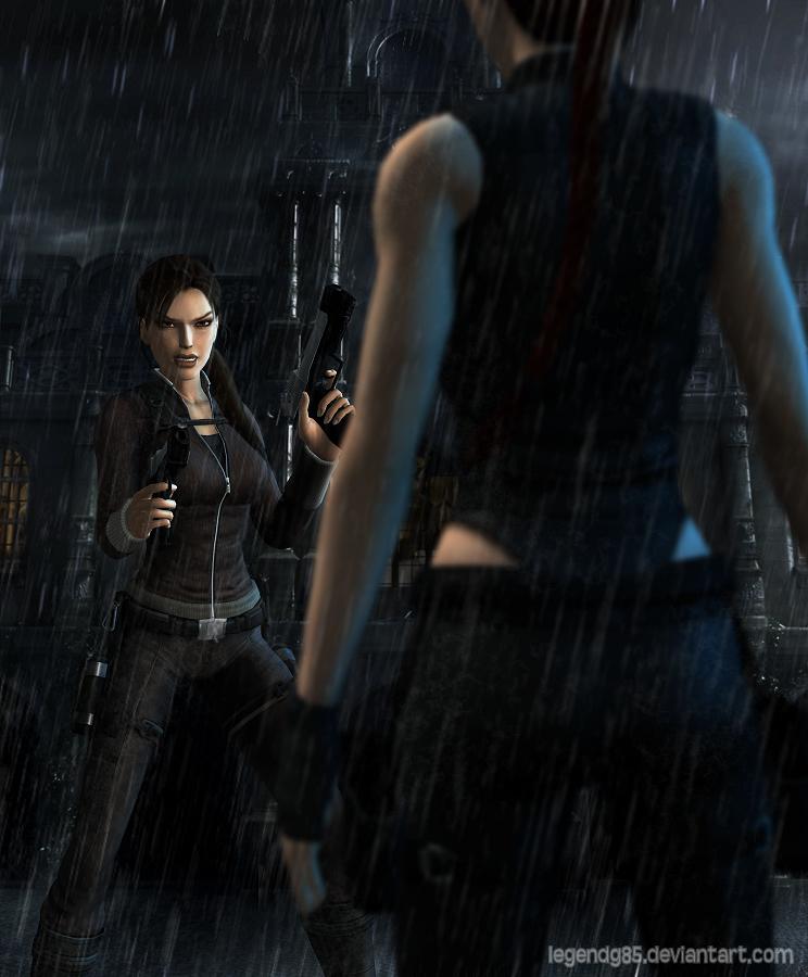 New Tomb Raider Wallpaper: Lara Croft 06 By Legendg85 On DeviantArt