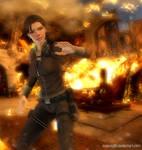 Lara Croft 08 by legendg85