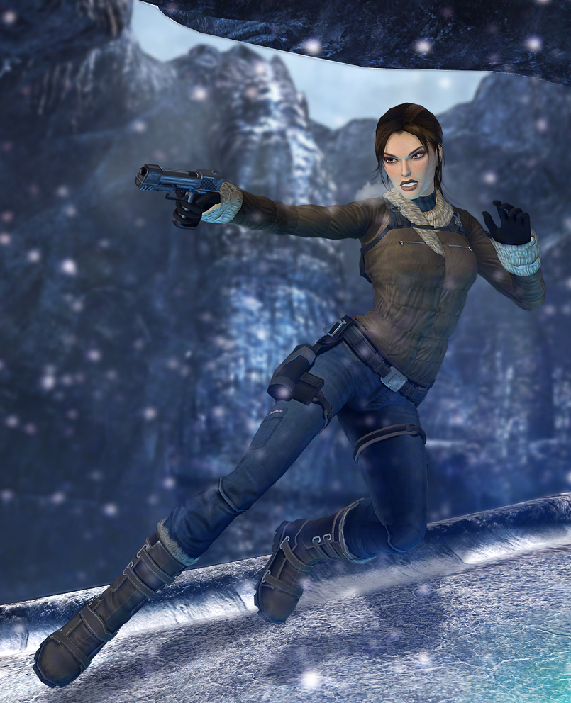 Tomb Rider Wallpaper: Lara Croft 24 By Legendg85 On DeviantART