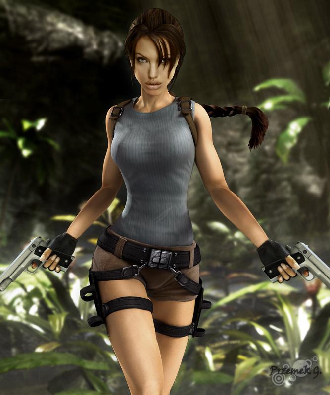 Tomb Rider Wallpaper: Lara Croft 29 By Legendg85 On DeviantArt