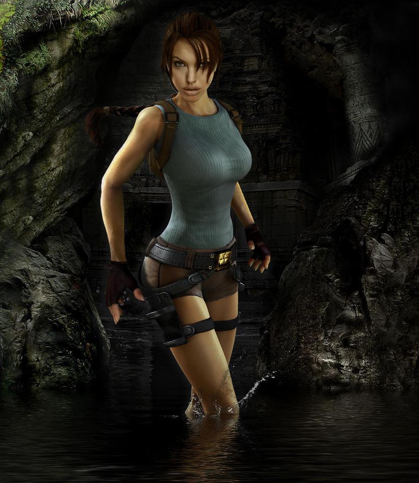 Tomb Rider Wallpaper: Lara Croft 30 By Legendg85 On DeviantArt