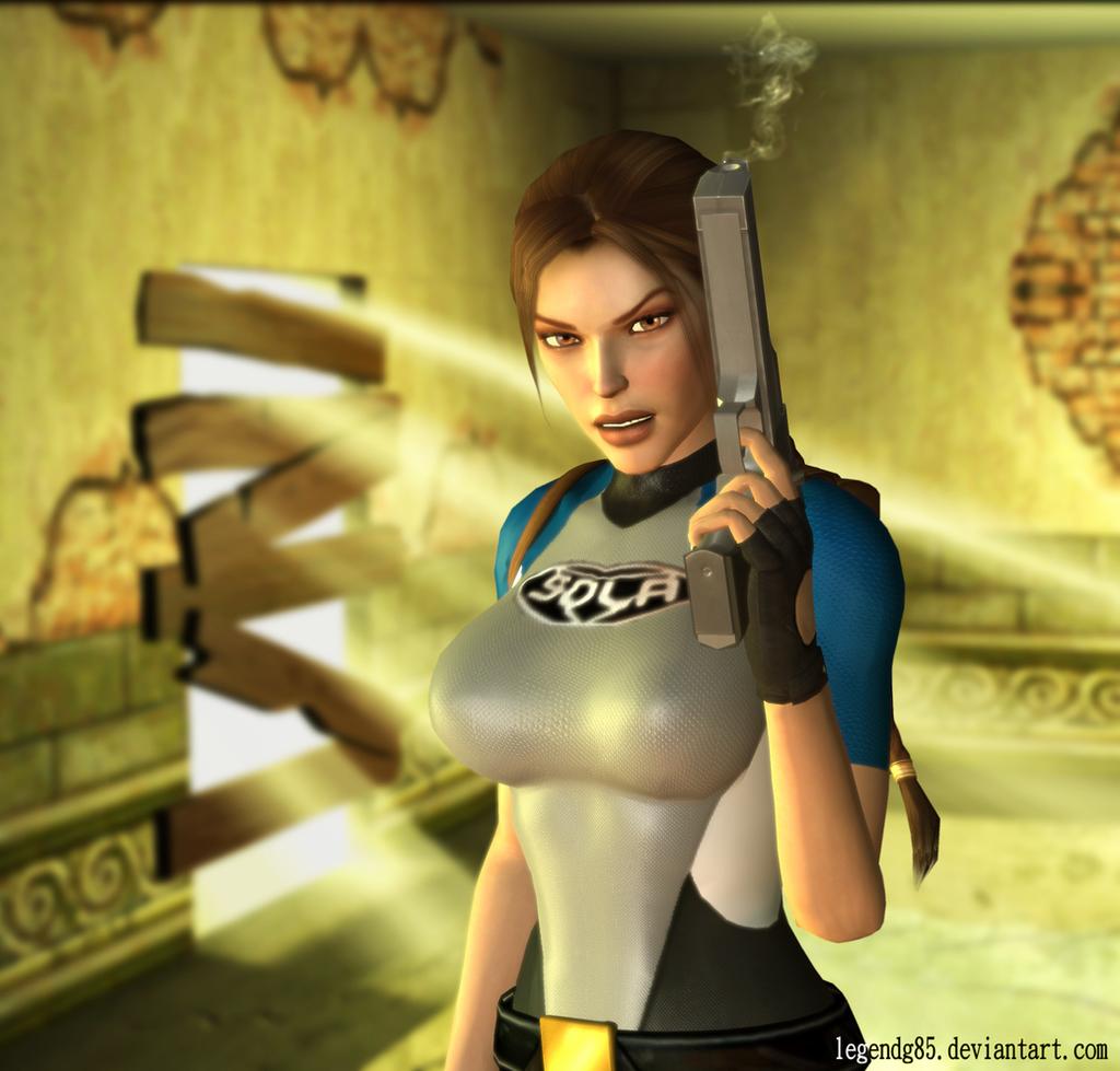 Tomb Rider Wallpaper: Lara Croft 50 By Legendg85 On DeviantArt