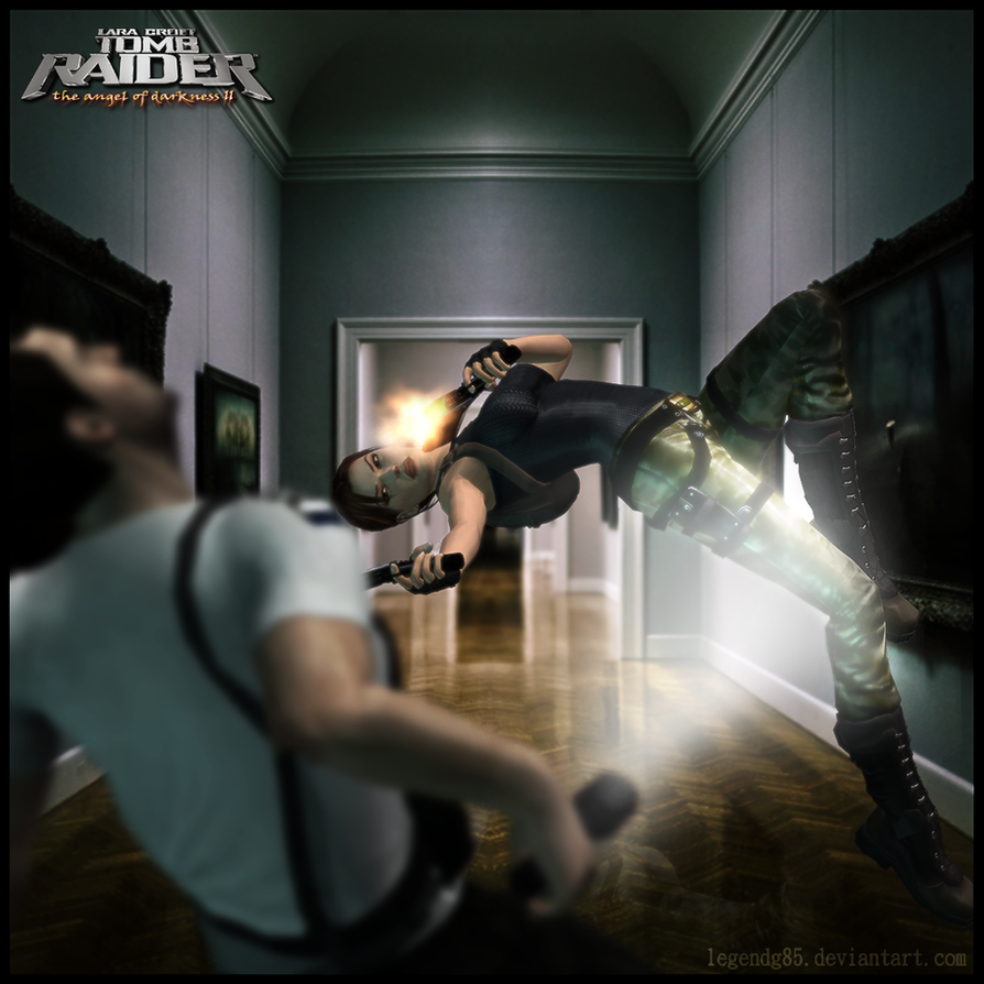 Lara Croft 51 by legendg85