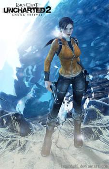 Lara Croft 57 by legendg85