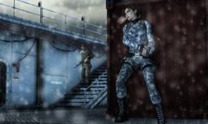 Lara Croft 64 by legendg85