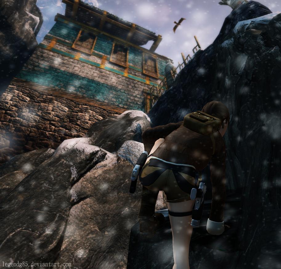 Lara Croft 66 by legendg85