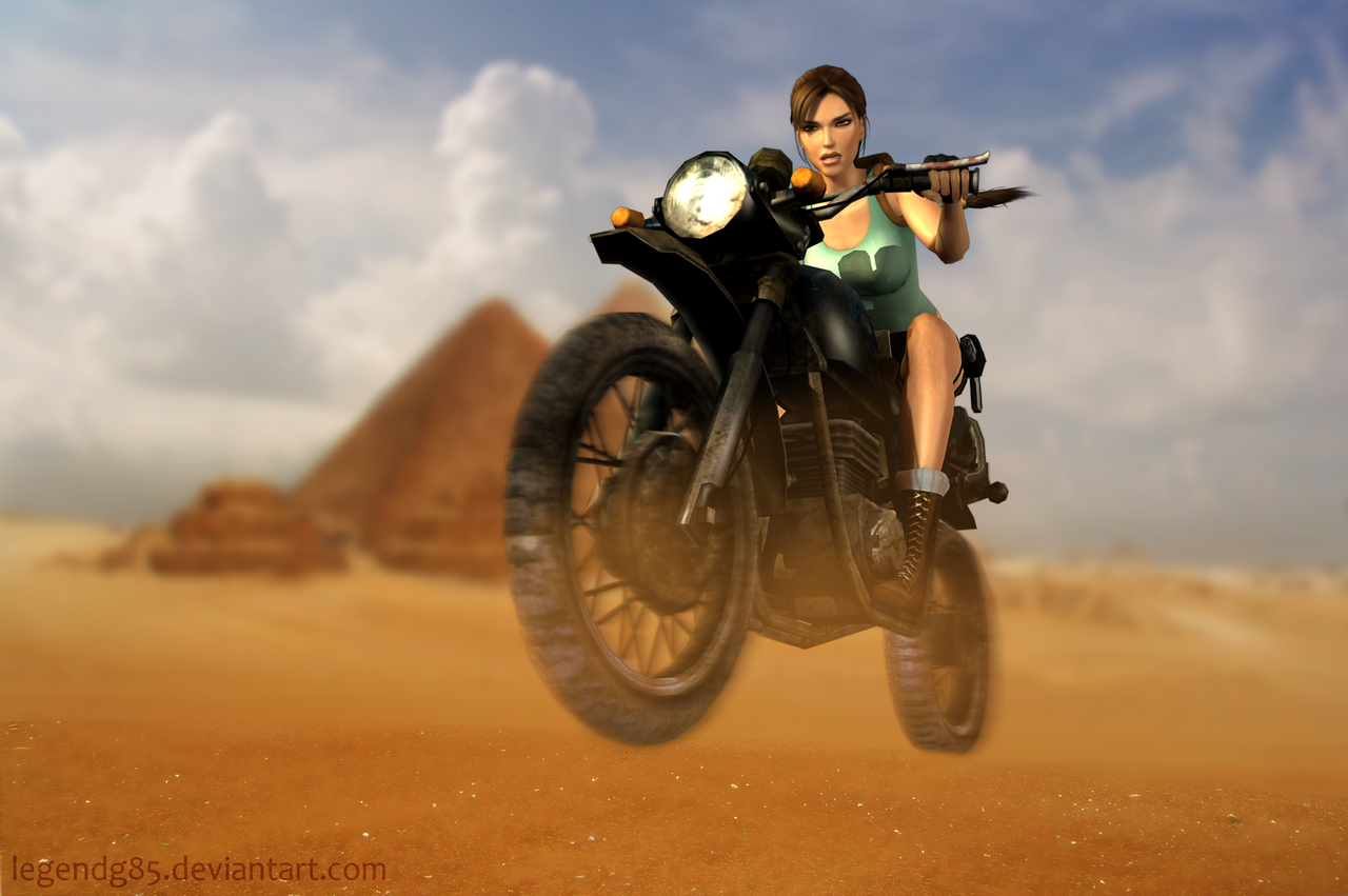 Lara Croft 69 by legendg85