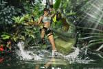 Lara Croft 70