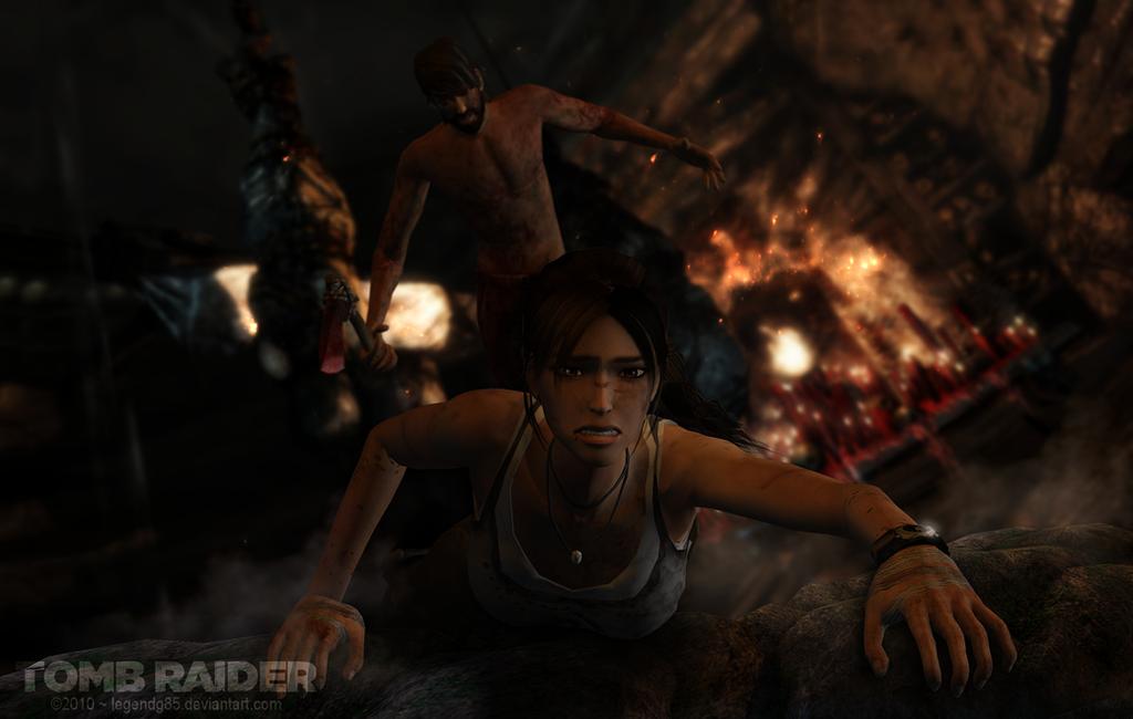 XNALara: Lara Realtime Posing