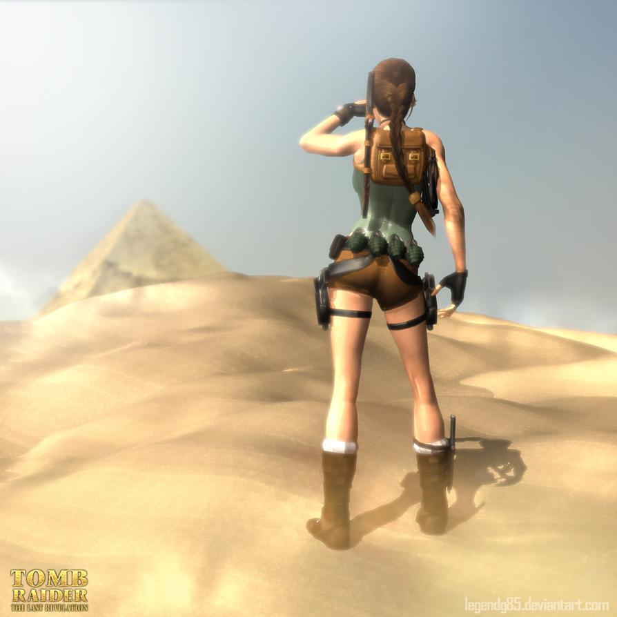 Tomb Rider Wallpaper: Lara Croft 78 By Legendg85 On DeviantArt