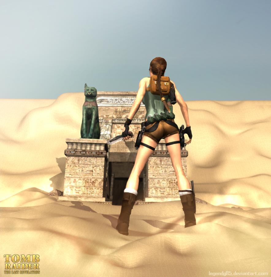 Tomb Rider Wallpaper: Lara Croft 79 By Legendg85