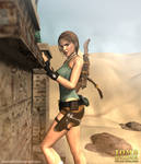 Lara Croft 80