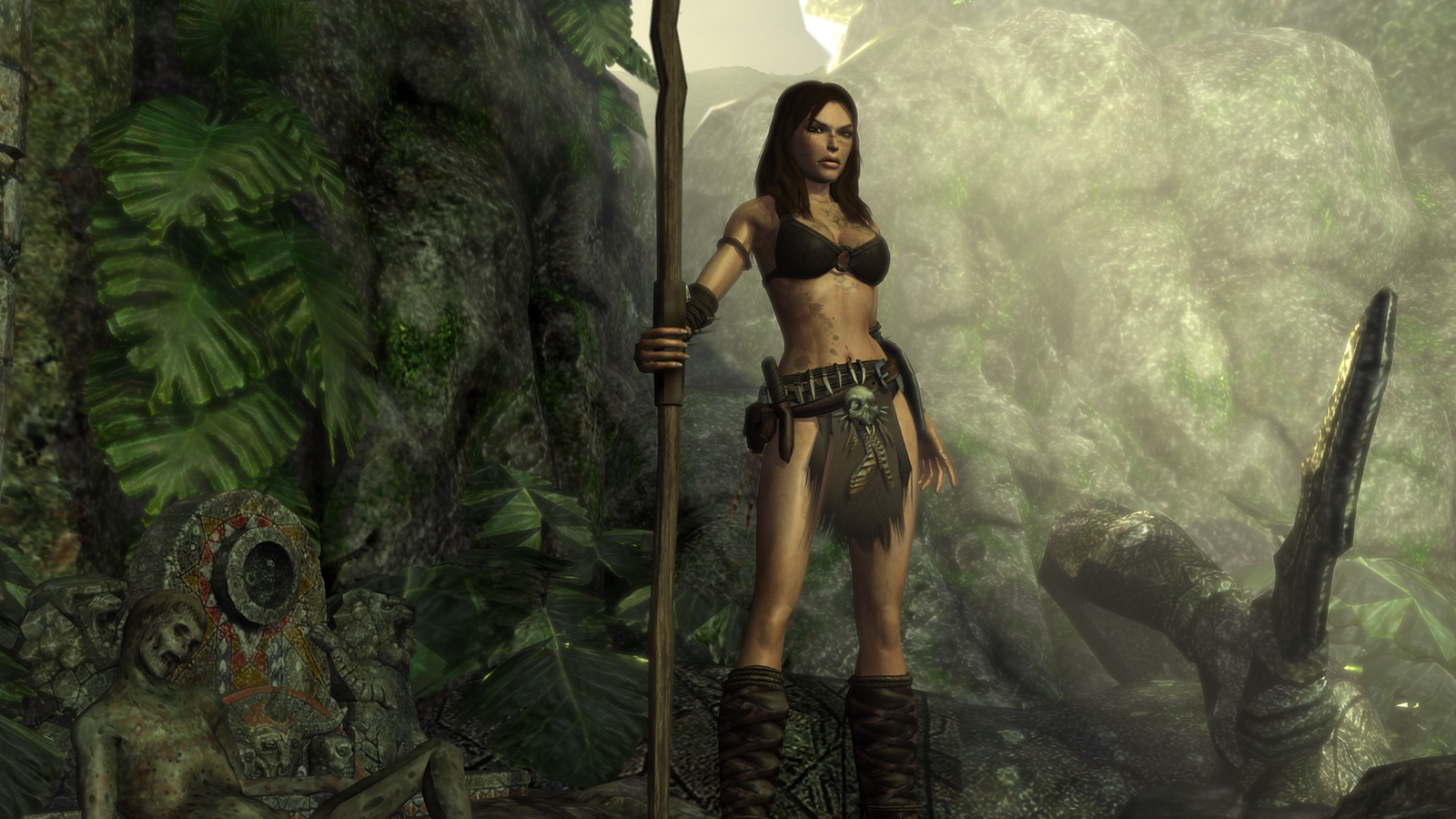3d lara croft orcs sexual picture