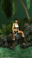 Lara Croft 86 by legendg85