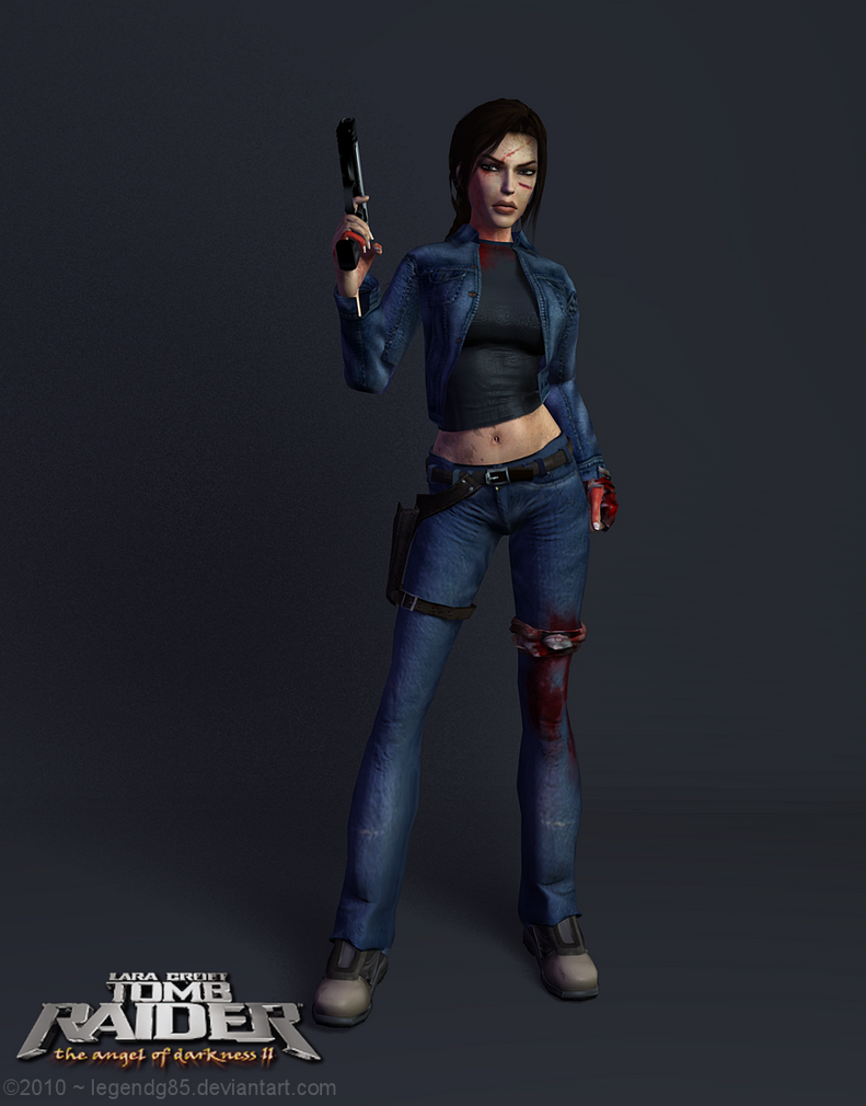 Lara Croft 93 by legendg85