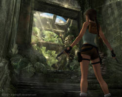 Lara Croft 98