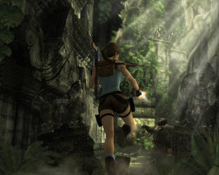 Lara Croft 99 by legendg85