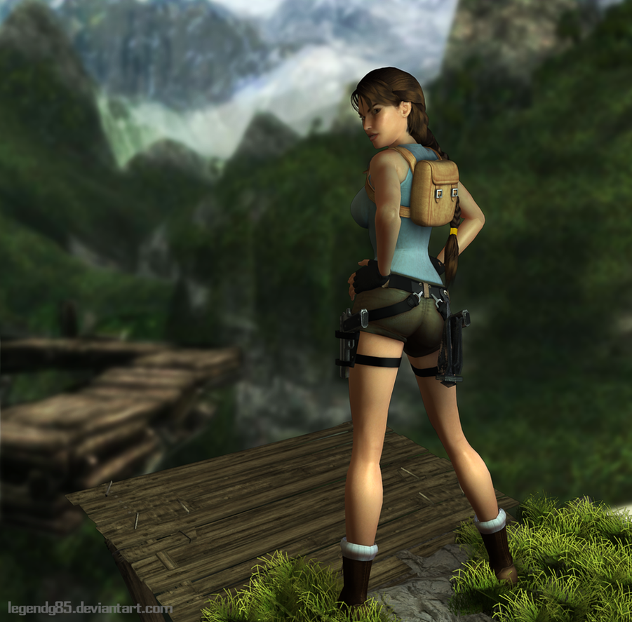 Lara Croft 101 By Legendg85 On DeviantArt