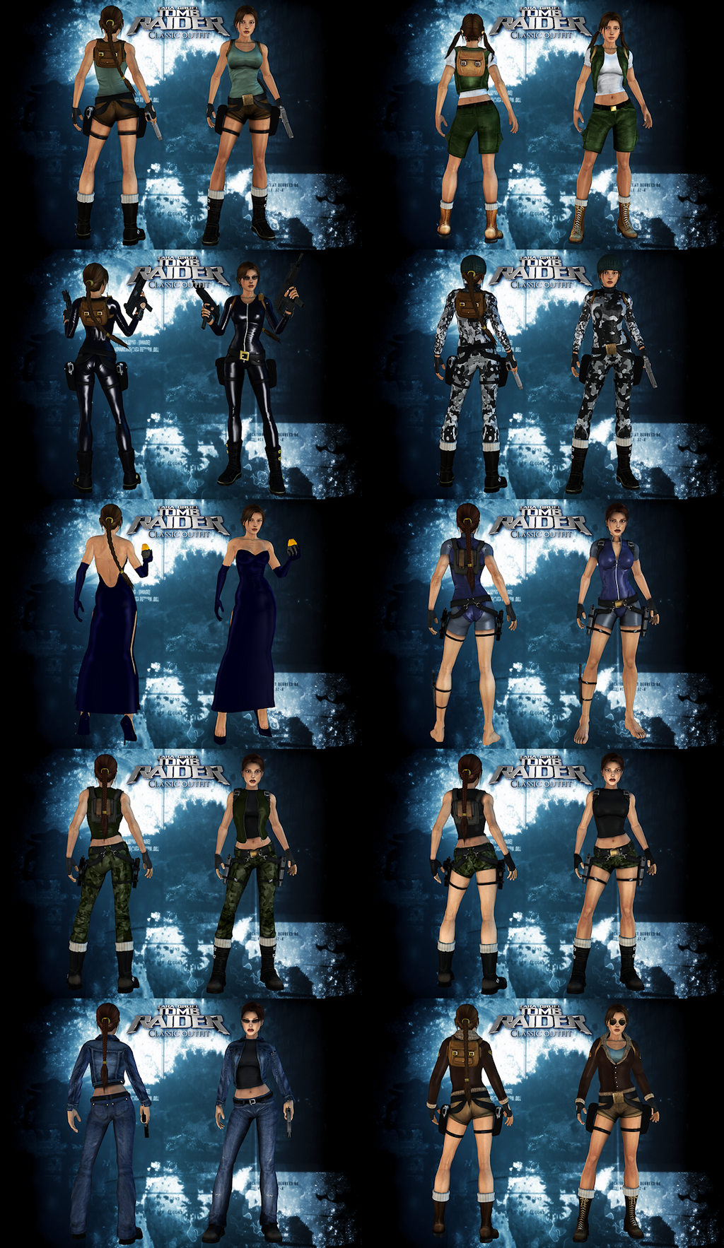 TR: Classic Outfit - Coming Soon by legendg85