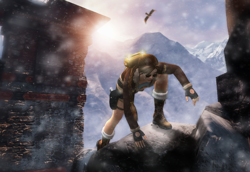 Tomb Raider Wallpapers On Art Of Tombraider Deviantart