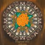 Fragrant olive Mandala