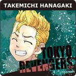 Smile Takemichi Hanagaki