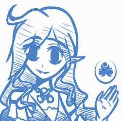 Nayru -Goddess of Wisdom
