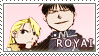 RoyAi Stamp by WingJourneys