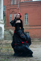 Vampiress by ann-emerald-stock