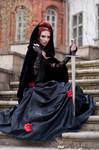 Vampiress With Sword