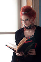 Vampire Book by ann-emerald-stock
