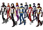 Titans Together (alternate)
