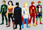 Justice League - The Next Generation