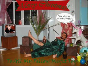Christmas e-card by draic-freeman