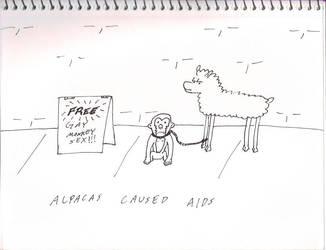 Alpaca Propaganda 3 by draic-freeman