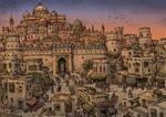 Medieval arabic city