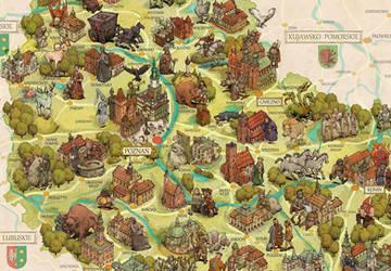 MAP OF LEGENDS V.1