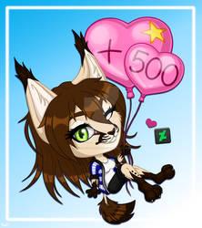 +500 Watchers!