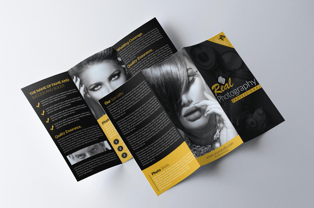 photography brochure