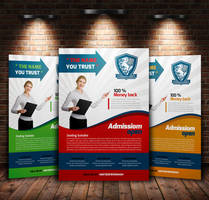 Education Flyer Template by Designhub719