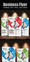 A4 Business Flyer Template by Designhub719