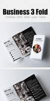 Photography Tri Fold Business Brochure