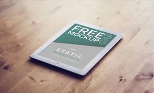 I pad Mockup Free Psd Download