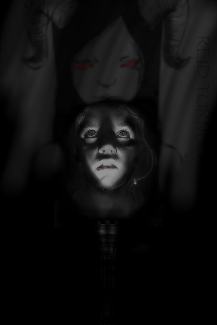 Demonic Presence by CobaltVampire