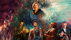 All the New Doctors (and lucky 13!) - Wallpaper
