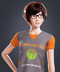 Blender Gooseberry project campaign